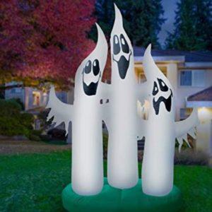 fantôme gonflable